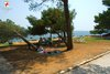 Rovinj Centener Cuvi Relax under the trees