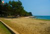 Rovinj Villas Rubin Resort beach Volleybal playground