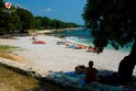 Rovinj beach Polari